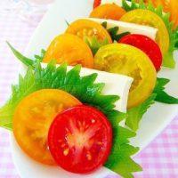 どんより疲れに!クエン酸たっぷり「ミニトマト」朝食レシピ5選