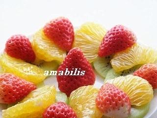 ミックスフルーツ by:amabilisさん