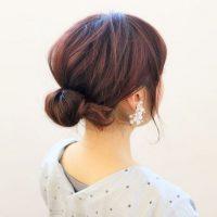 暑さ軽減!「首元スッキリ」簡単おしゃれなまとめ髪の作り方