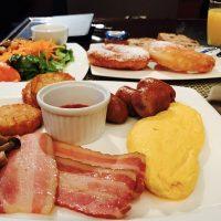国際色豊か♪種類多くて食べ過ぎちゃいそう…!ホテル朝食☆【ANAインターコンチネンタル】