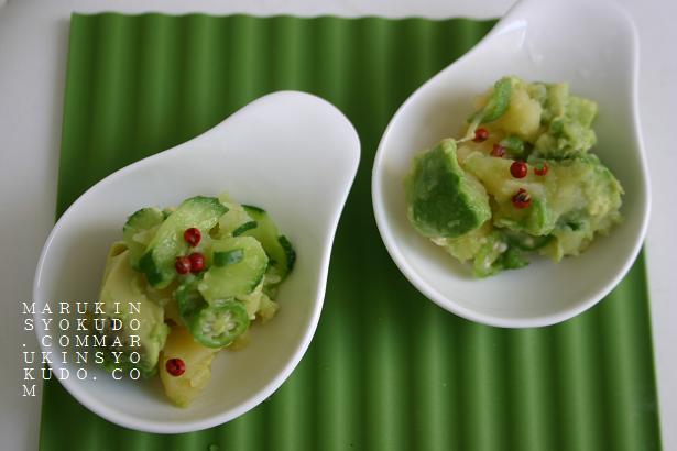 すっきり大人のポテトサラダ by:山脇りこさん