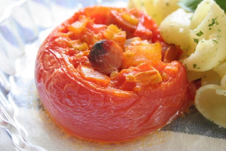 まるごとトマトのラタトゥイユ by:nickyさん