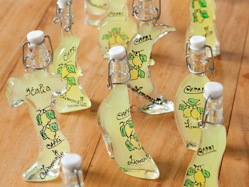リモンチェッロデザインボトル