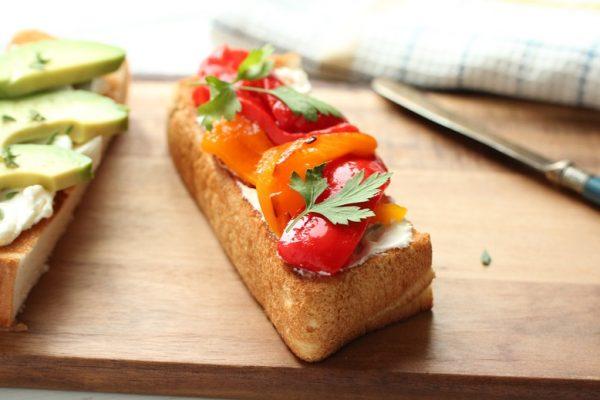 夏の朝は冷やしてパクパクッ♪簡単「スティックトースト」
