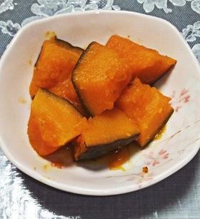 かぼちゃのはちみつ煮 by:にゃこさん