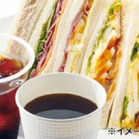 8/1(水)朝はセブンへGO☆300円でおトクな「朝セブン」期間限定キャンペーン!