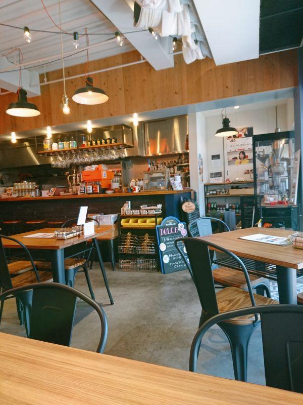 Cafe Orangerie(カフェオランジュリー)内装