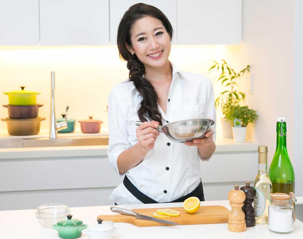 高木ゑみさん(料理研究家)