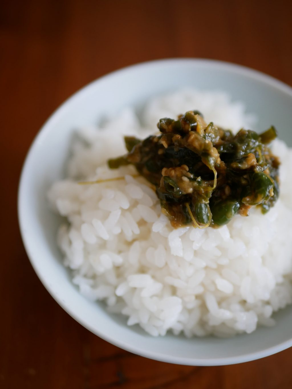 ご飯に合う!夏の便利な作り置き「ピーマン味噌」
