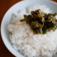 ご飯に合いすぎ!素材ひとつの簡単ベンリな作り置き「ピーマン味噌」