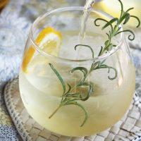 冷凍梅で簡単♪さわやかな夏のドリンク「梅ハニーレモン」