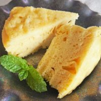 レンジ2分だけ!驚きの簡単レシピ♪中華蒸しパン「マーラーカオ」