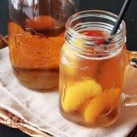 おいしさ倍増!フルーツと楽しむ朝の紅茶「フローズンフルーツティ」