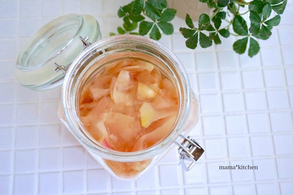 朝から夜まで何かと使える!「新生姜の甘酢漬け」の作り置き