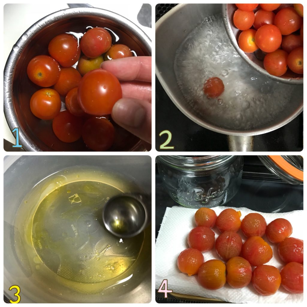 スッキリ!冷やしておいしい「プチトマトのマリネ」の作り置き