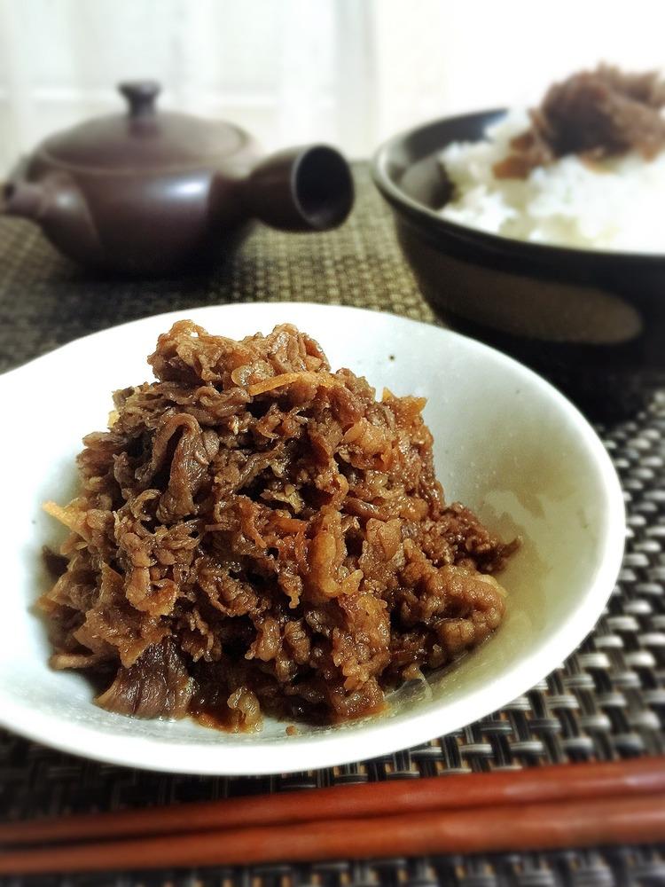 牛肉の佃煮 by:こっぷんかぁちゃんさん