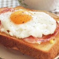 必要な栄養をおいしく摂取!5大栄養素別「トースト」レシピ5選