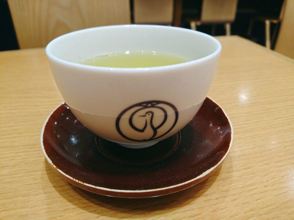 京菓匠 鶴屋吉信 京・茶房 TSURU(ツル) 店内