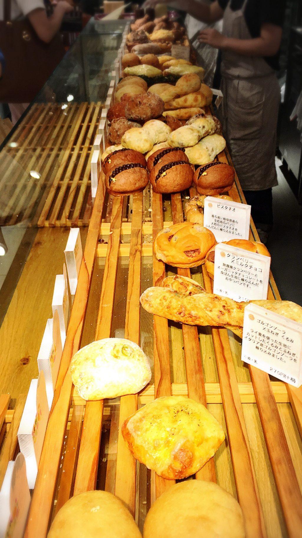 大人気パン屋「365日」のパン