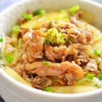 朝は手早くちゃちゃっと!お肉×ご飯の「チカラめし」レシピ5選