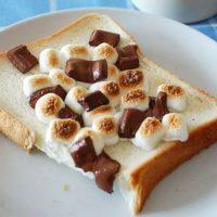 アイスコーヒーと好相性♪簡単「スイーツ系」トーストアレンジ5選