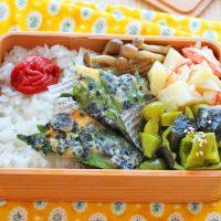 火いらず簡単!ご飯がすすむお弁当おかず「ピーマンと海苔のナムル」