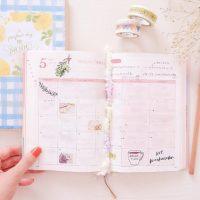 朝時間にぴったり♪私のおすすめ「手帳&ノート術」5つ