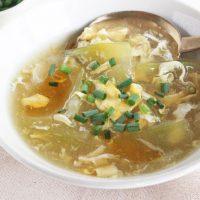朝からホッ!時短でおいしい「卵スープ」レシピバリエ6選