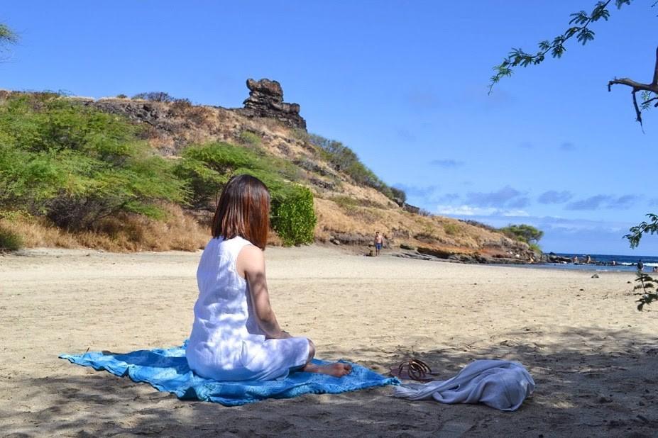 朝の瞑想 マインドフルネス