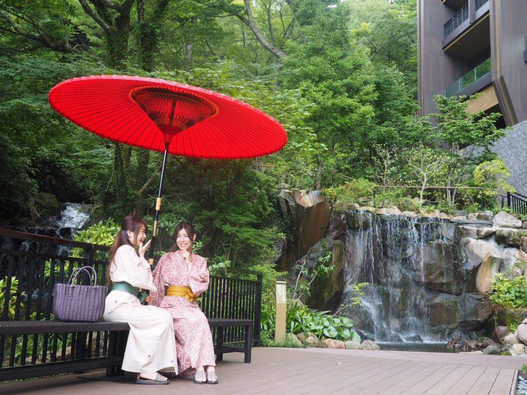 箱根旅行を満喫