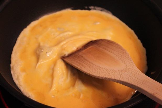 こってり美味しい簡単おかず♪「卵のチリソース」