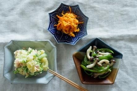 夕ご飯用のおかずや副菜は多めにつくる