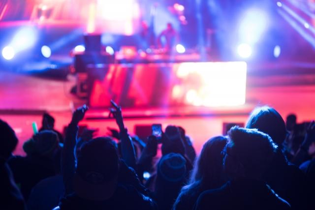 ライブのイメージ