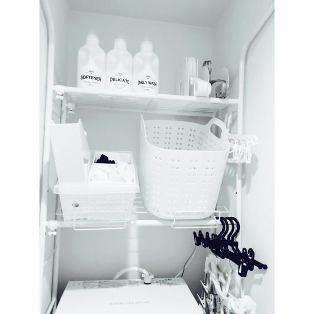清潔感たっぷり♪朝の気分も高まる「ホワイトインテリア」