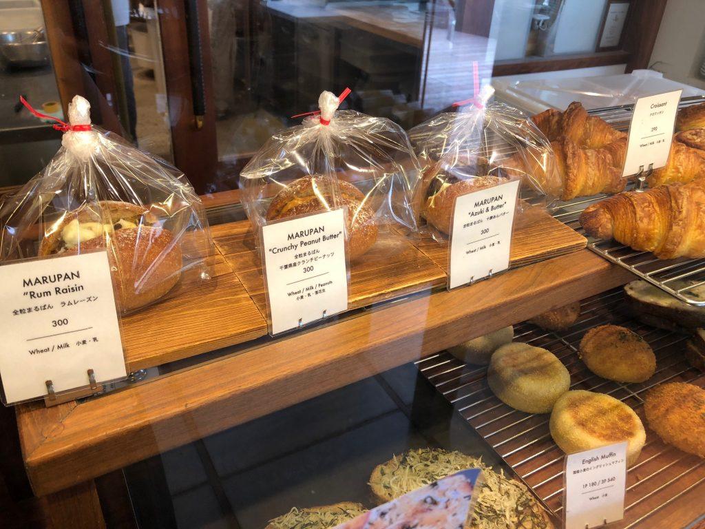 【代官山】「GARDEN HOUSE CRAFTS」のパン