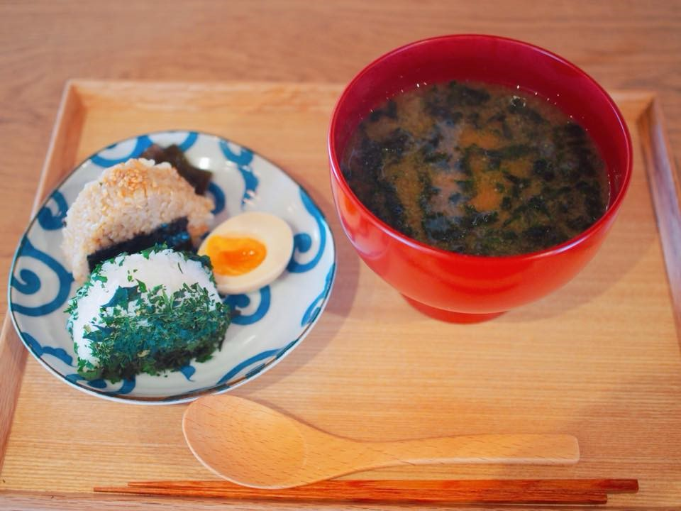 MISOJYUの朝ごはんセット