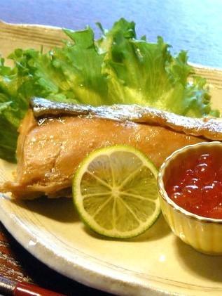 鮭の焼き漬け by:薬膳師ゆりぽむさん