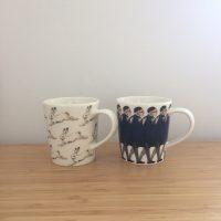 朝ごはんまわりのデザイン・マグカップ編