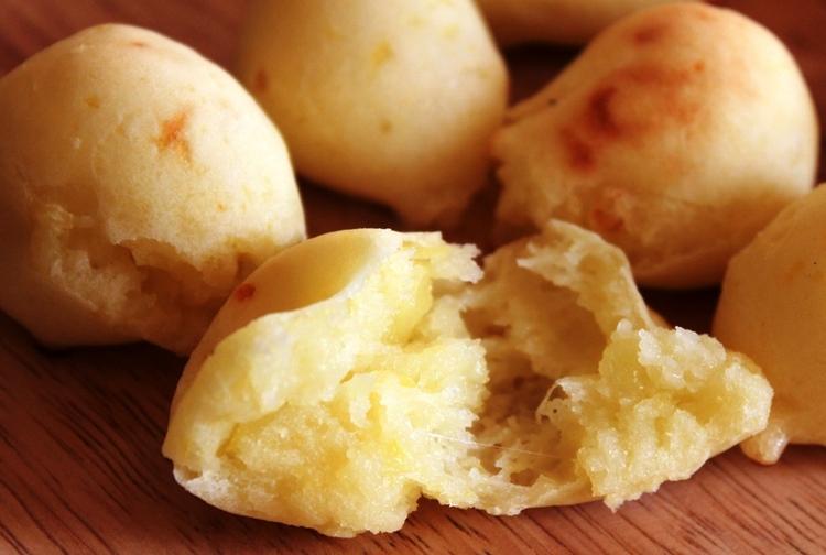 もっちもち!米粉でじゃが芋ポンデケージョ by:りょーーーこさん