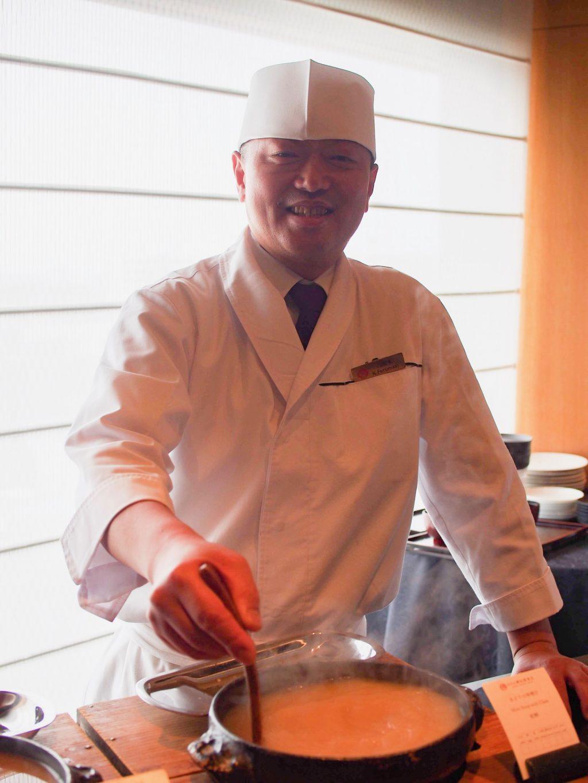 ホテル雅叙園東京の朝食