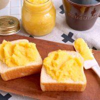 朝のパンに合う!スイートポテトみたいな「さつまいものジャム」の作り置き