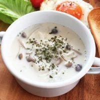 必要な栄養をおいしく摂る!5大栄養素別「朝スープ」レシピ5選