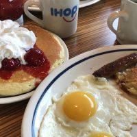 アメリカに行ったらおすすめ!絶品朝食が楽しめる人気チェーン店2つ