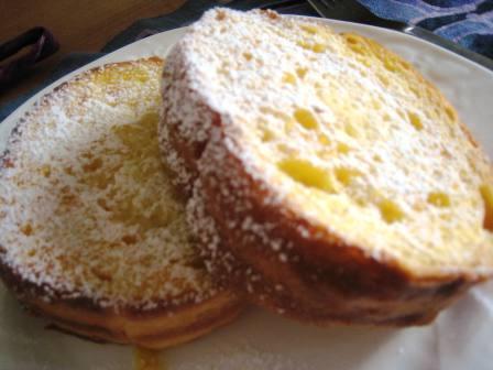 オーブンでフレンチトースト by:つんさん