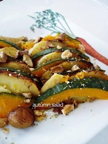 秋の温野菜ほくほくサラダ by:kayさん
