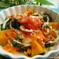 週末の食べすぎをおいしくリセット♪「ホットサラダ」朝食レシピ5選