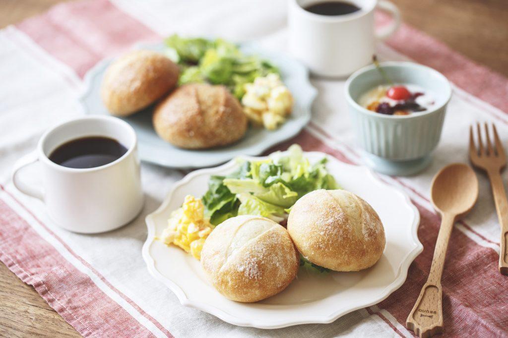 毎朝のパン