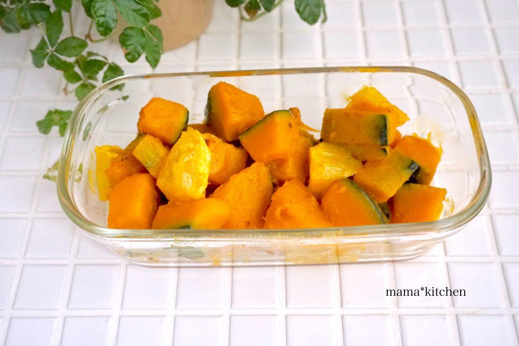 秋が食べ頃!「かぼちゃのレモンバター煮」の簡単作り置き by:Mayu*さん
