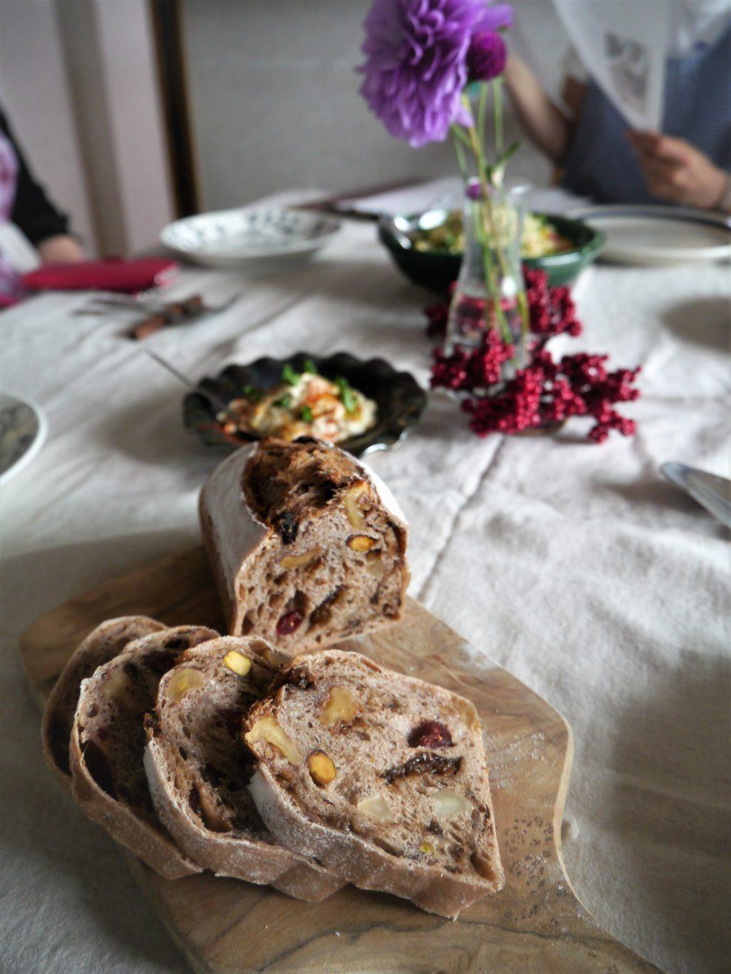 フランスパン教室「crumb-クラム」の本格的なパンが作れるレッスン