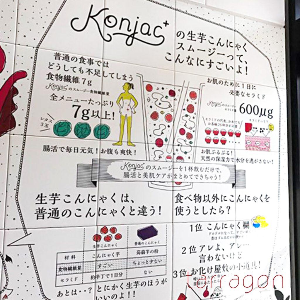 コンジャックプラス(Konjac⁺)